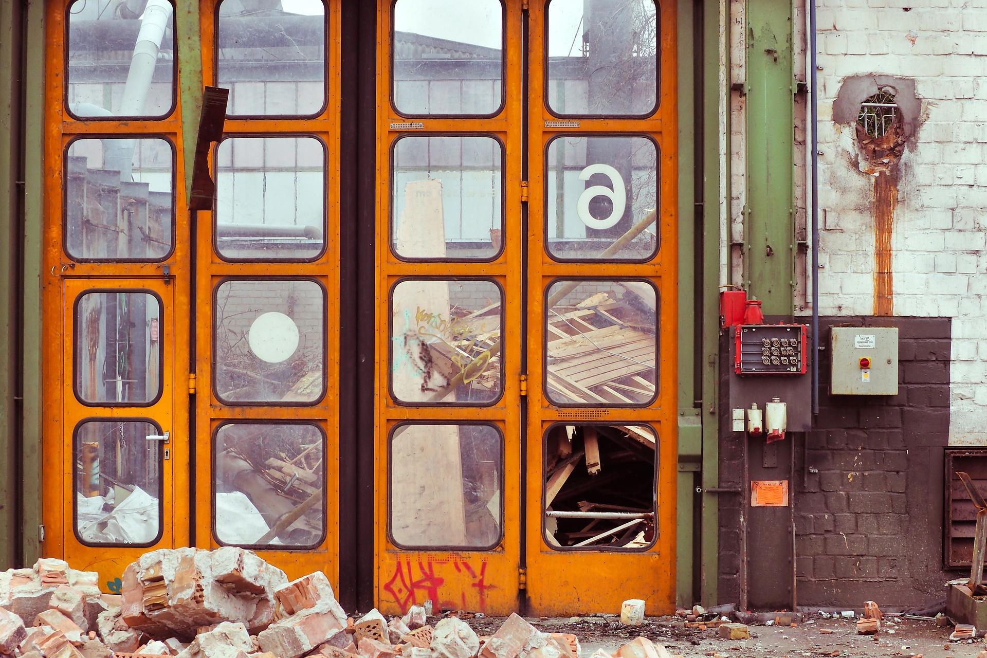 Fensterreinigung Olching aus München - Fensterputzer mit Herz
